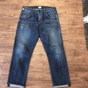 Citizens of Hummanity boyfriend Jeans